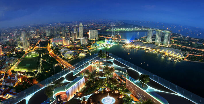 1-Altitude Singapore best night view