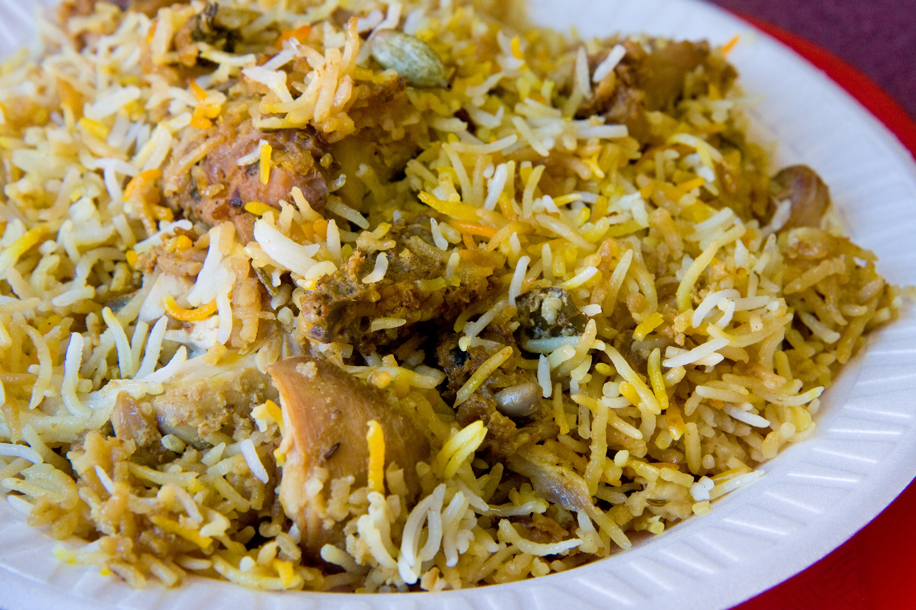 Biryani food you must try in Singapore