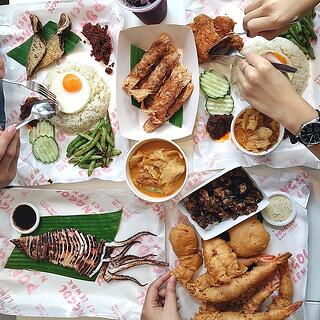ponggol nasi lemak food you must try in singapore